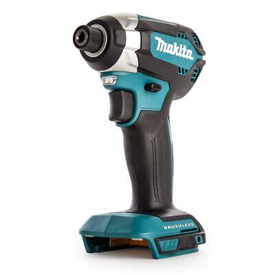 Makita Dtd153 Z 18v Lxt Brushless Impact Drill Driver Body Brand New Dtd153z • 77.99£