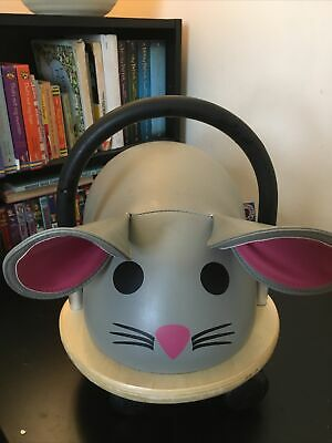 The Original Wheely Bug Ride Mouse - Wheeled Toy Age 1+ - • 14.99£
