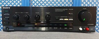 Sony Ta-av480 Bluetooth Integrated Amplifier With Phono&dolby Surround 120w Pch • 80£