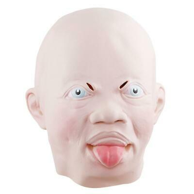 $ CDN11.47 • Buy Prop Crying Baby Horror Cover Room Scary Halloween Wigs Cosplay Realistic ON