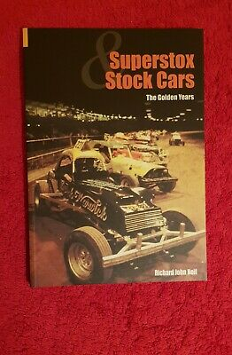 Superstox And Stock Cars: (New) The Golden Years. 2006 Paperback. • 18£