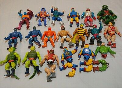 $30.99 • Buy  Masters Of The Universe Vintage He-man Figure And Figure Parts Lot.