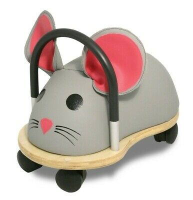 The Original Wheely Bug. Ride On Mouse. Age 1+. Hardly Used. Excellent Condition • 25£