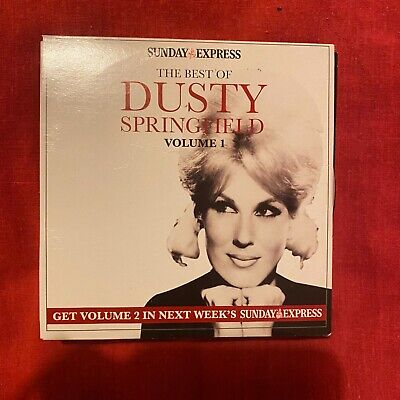 £1.80 • Buy THE BEST OF DUSTY SPRINGFIELD VOLUME 1 PROMO CD. Sunday Express. New/Unplayed.
