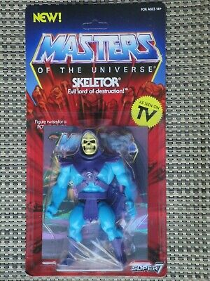 $35 • Buy Masters Of The Universe Skeletor Action Figure NIB Super 7 Vintage Collection