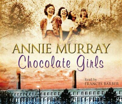 Chocolate Girls By Murray, Annie CD-Audio Book The Fast Free Shipping • 196.07£