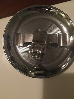 $139.90 • Buy Vintage1980 Mack Truck Chrome Bulldog Ash Tray--never Used--made In Usa 5 1/2 In