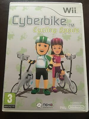 £8.95 • Buy Cyberbike Cycling Sports - Game Only (Nintendo Wii) Includes Manual In Vgc