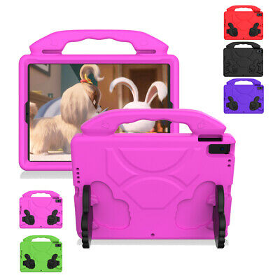 AU20.99 • Buy Kids Handle Shockproof EVA Case Cover For IPad 5th 6th Gen 9.7/ 7th 8th Gen 10.2
