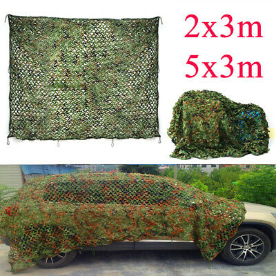 £9.98 • Buy Net Cover Camouflage Netting Camo UK Hunting Shooting Camping Army Hide Colors