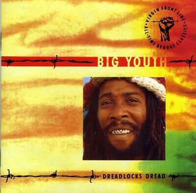 Big Youth - Dreadlocks Dread (CD, Album, RE) • 18.49£