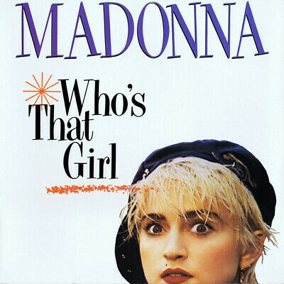 £17.99 • Buy Madonna - Who's That Girl (12 , Maxi, Spe)