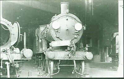SR (Ex LSWR) T9 Class No. 118 At Fratton In 1948. H C Casserley PC Sized Photo • 2.50£