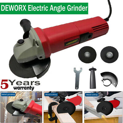 £26.28 • Buy Electric Angle Grinder 115mm 4.5inch 850W Cutting Grinding Disc Polishing Sander