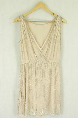 AU48 • Buy Forever New Size 8 Sequin Dress | FREE Shipping |by Reluv Clothing