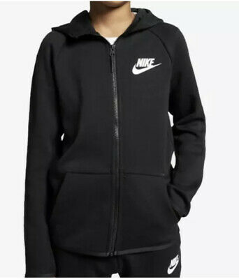 Nike  Boys Hoodie Full Zip Track Top Large 10-12 Years Brand New AR4020-010 • 25.99£