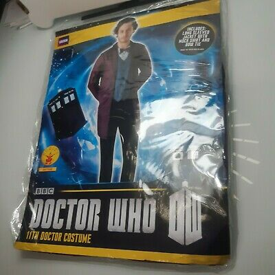 £15 • Buy Doctor Who 11th Doctor Adults Costume Standard Size 38 -42  Chest