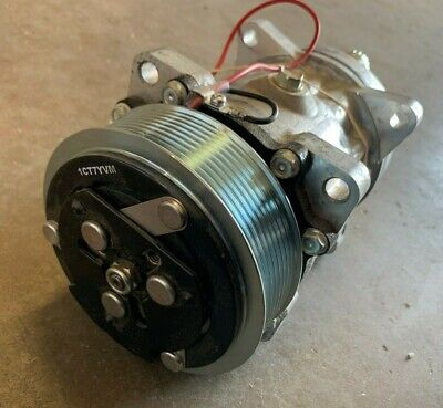 AU452.25 • Buy New NOS Sanden SD7H15 Compressor U4712 12V 8GR