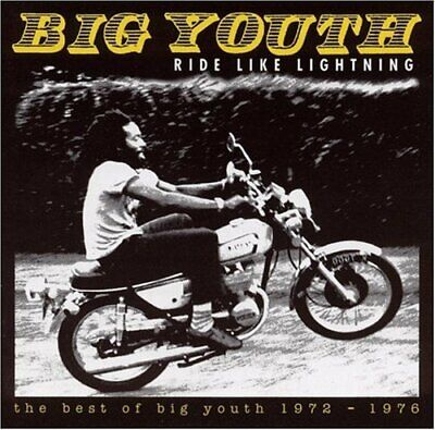 Big Youth - Ride Like Lightning: Best Of B - Big Youth CD VLVG The Cheap Fast • 12.66£