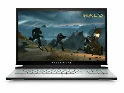AU5849 • Buy New Alienware M17 R4 Gaming Laptop 10th Gen I7-10870H 32GB RAM 1TB SSD RTX 3080