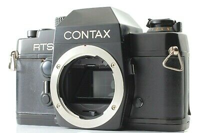$ CDN137.84 • Buy 【 Excellent+++ 】CONTAX RTS 35mm SLR Film Camera Black Body Only From Japan  #135