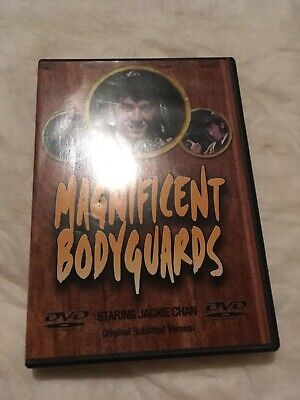 $ CDN7.51 • Buy The Magnificent Bodyguards (DVD, 2000) Jackie Chan