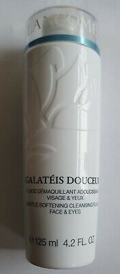 Lancome Galateis Douceur Gentle Softening Cleansing Fluid For Face & Eyes 125ml • 11.50£