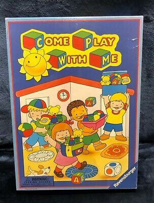 £29.08 • Buy Rare Ravensburger Come Play With Me 2002 Memory Match Game NEW Sealed
