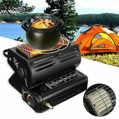 Cooker Gas Stove Heater For Outdoor Camping Equipment Multi-purpose Fuel Burner • 52.79£
