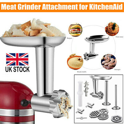 £29.99 • Buy Kitchen Food Meat Grinder Attachment For KitchenAid Stand Mixer Accessories UK