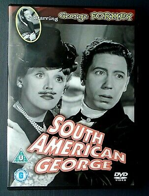 £1.98 • Buy Like New! South American George (george Formby) Dvd Free P&p!