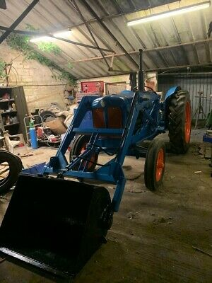 £6500 • Buy Used Fordson Major Tractor