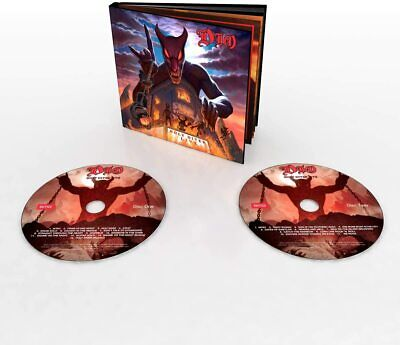 £14.95 • Buy DIO HOLY DIVER LIVE Mediabook Edition [2 CD] (Released February 12th 2021)