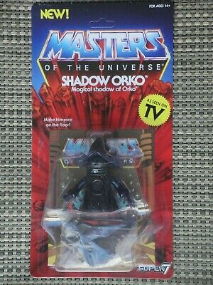 $30 • Buy Masters Of The Universe Shadow Orko Action Figure MOC Super 7 Vintage Series