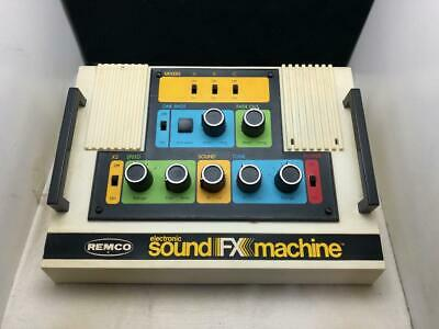 AU1386.25 • Buy 70s Rare Remco Sound Fx Machine Electronic Toy Moog From Japan Shippingfree