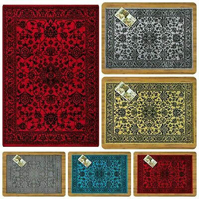 £25.99 • Buy New Rug For Bedroom Hallway Runner Small Large Area Carpet Floral Style Non Slip