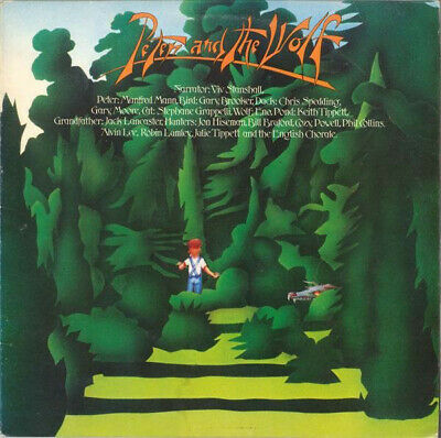 £23.99 • Buy Various - Peter And The Wolf (LP, Album)
