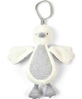 Mamas & Papas Welcome To The World Chime Duck - Grey • 8£
