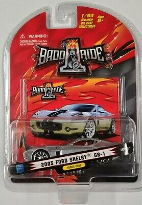 $4.50 • Buy 2005 FORD SHELBY 1 BADD RIDE 1/64 White And Silver Series 1  67