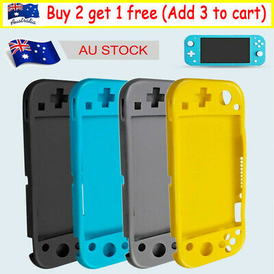 AU9.99 • Buy Silicone Case For Nintendo Switch Lite Shockproof Protective Cover 4 Color AU
