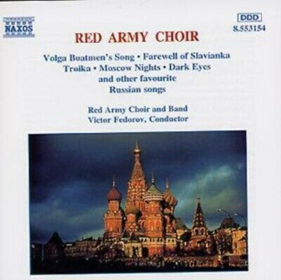 £10.62 • Buy Red Army Choir Russian Favourites