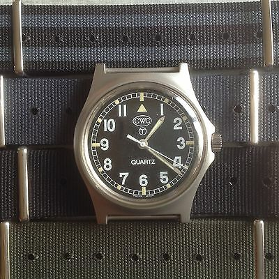 $ CDN600.03 • Buy Rare CWC G10 Royal Marines Issued Watch 1995 With New Strap In Choice Of Colour.
