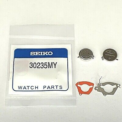 $22.99 • Buy Seiko 3023 5MY Kinetic Watch Capacitor  5M43 5M45 5M62 5M63 5M65  5M42 Battery