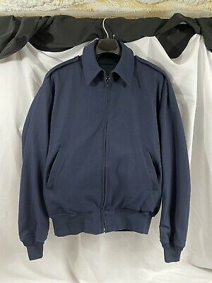 $30 • Buy Dscp Wings Military Bomber Jacket With Removable Lining - Size 46l