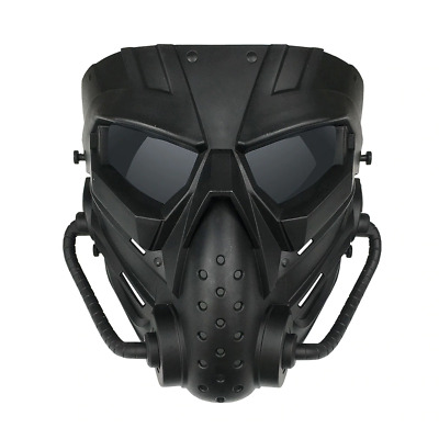 $29.77 • Buy Tactical Airsoft Masks Paintball Military Anti-fog Goggle Paintball Full Face