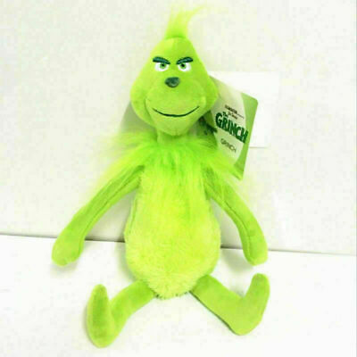 £5.99 • Buy Grinch Plush Toy Doll How The Grinch Stole Christmas Boy Girl Figurine 12  UK