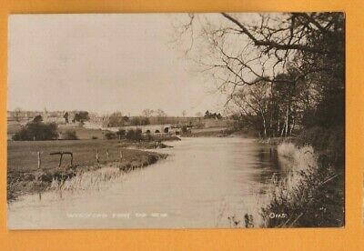 Cambridgeshire- Wansford From The Nene.   Canal  Postcard  • 4.99£