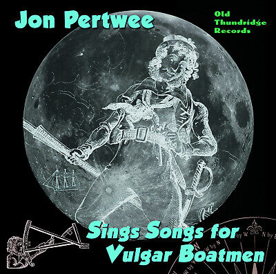£6.99 • Buy Jon Pertwee Sings Songs For Vulgar Boatmen +Plus NEW CD The Navy Lark Comedy BBC