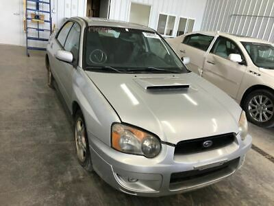 $410.66 • Buy Trunk/Hatch/Tailgate Sedan Without STI With Spoiler Fits 02-05 IMPREZA 560045