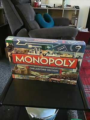 £29.99 • Buy Monopoly Chelmsford Edition Essex  LandmarksComplete Family Board Game